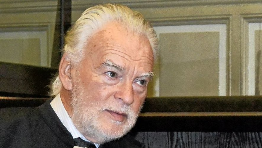 Me Gérard Christol, 50 ans de barre !