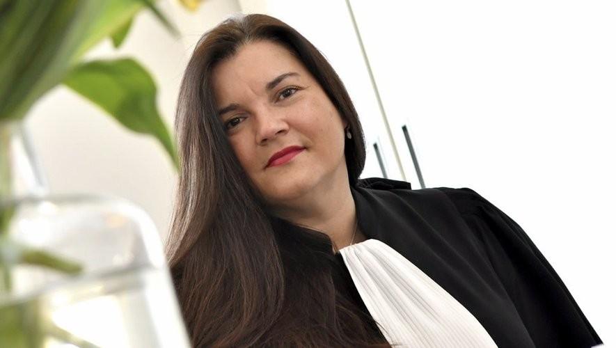Me Iris Christol, avocate à Montpellier :